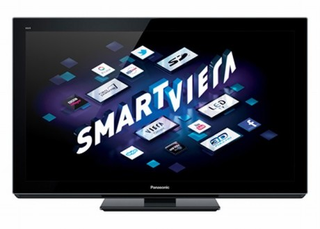 Panasonic_Viera _TX-P42VT30_Smart _3D_Plasma_TV