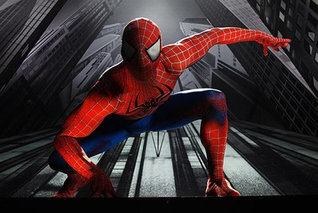 spiderman blog