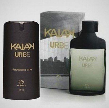 colonia y desodorante Kaiak Urbe